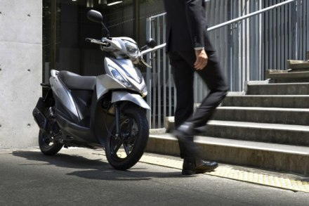 Suzuki Addres 110 Fi  europe 5