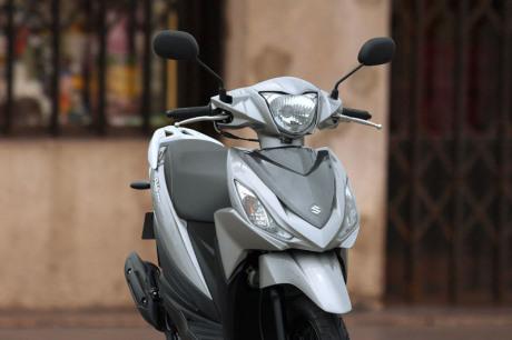 Suzuki Addres 110 Fi  europe 7