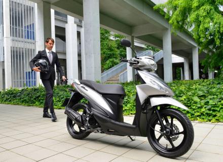 Suzuki Addres 110 Fi  europe 9