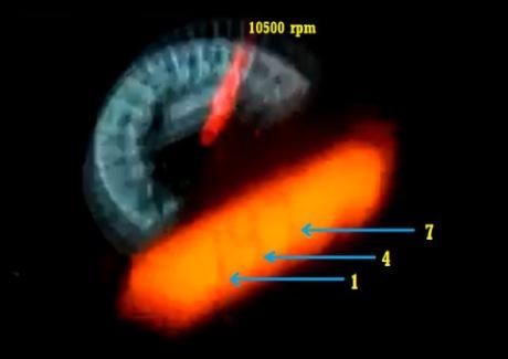 topspeed-cbr150 tembus 147 km.jam di speedo