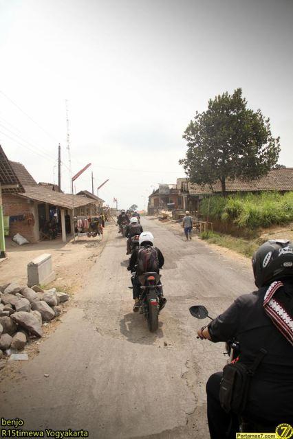 Touring Family R15 Istimewa Jogja Jelajah Ketep Pass pertamax7.com 13