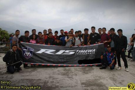 Touring Family R15 Istimewa Jogja Jelajah Ketep Pass pertamax7.com 6