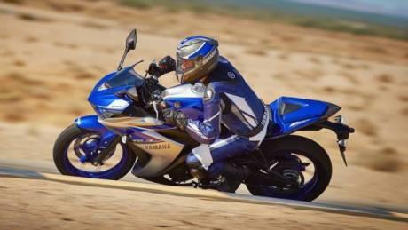 YZF-R3 blue