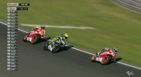 Alex marquez with Marc Marquez test Honda RC213V Valencia 2014 2