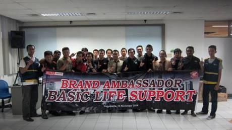 Astra Motor Jombor Gelar Pelatihan Basic Life Support Gunsa Sambut Honda Bikers Day 2014 di Bali 4