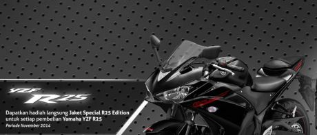 beli R25 gratis jaket pertamax7.com