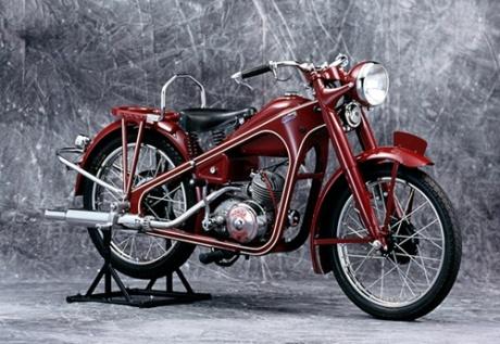 Honda Dream D - Type