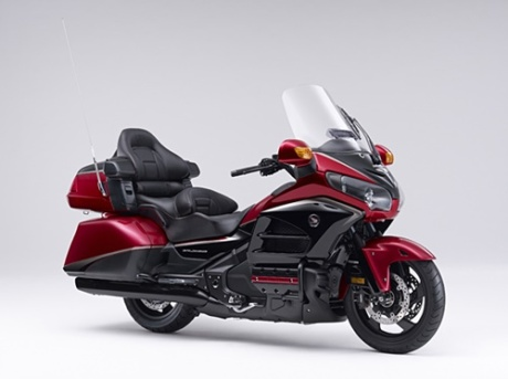 Honda Gold Wing 40th Anniversary Edition