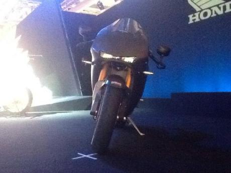 Honda RCV213V-S lamp