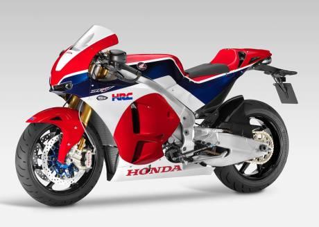 Honda RCV213V-S Road Bike Prototipe Studio 2