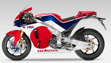 Honda RCV213V-S Road Bike Prototipe Studio 3