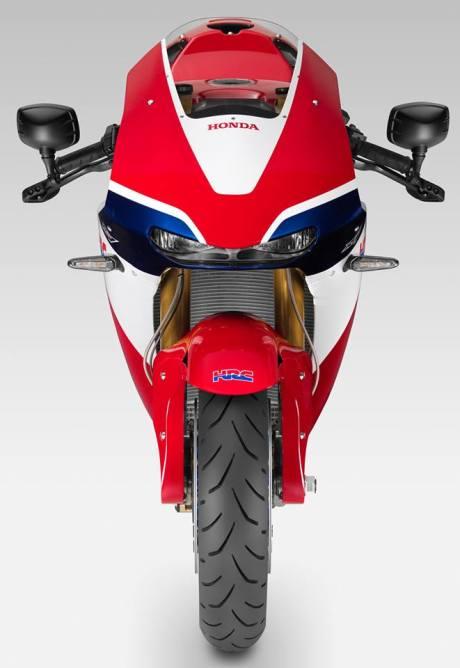 Honda RCV213V-S Road Bike Prototipe Studio 4