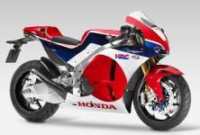 Honda RCV213V-S Road Bike Prototipe Studio 5
