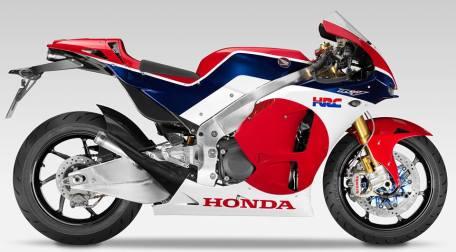 Honda RCV213V-S Road Bike Prototipe Studio 7