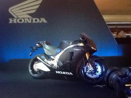 Honda RCV213V-S road bike