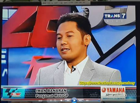 iwanbanaran on highlight motogp 2014