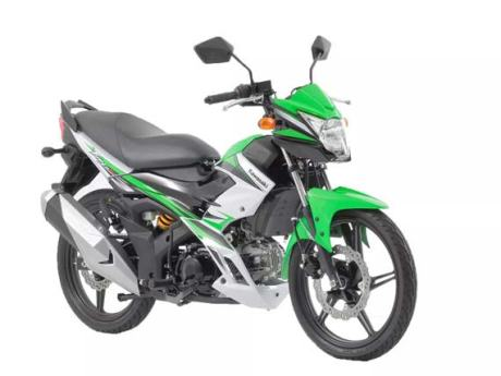 Kawasaki Fury 125 RR Filipina 2