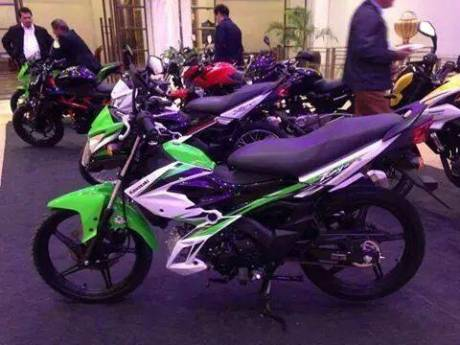 Kawasaki Fury 125 RR Filipina 3