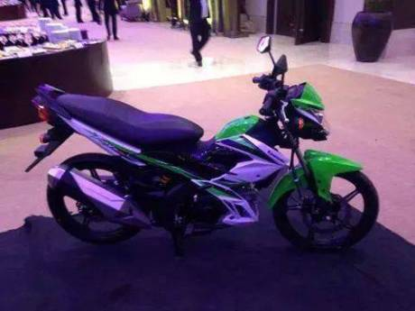Kawasaki Fury 125 RR Filipina 4