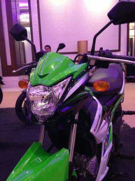 Kawasaki Fury 125 RR Filipina 5