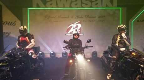 Kawasaki Malaysia launch Ninja H2R and Vulcan
