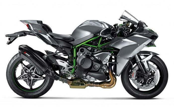 kawasaki ninja H2 street legal UK version