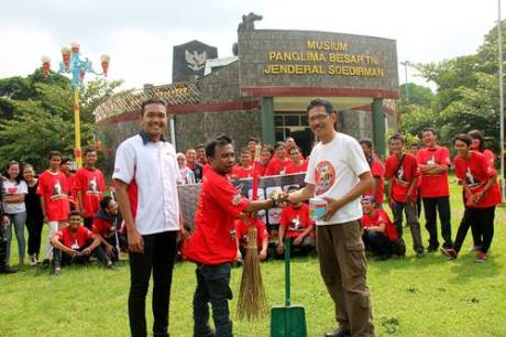 Kobarkan Semangat Pemuda Astra Motor Yogyakarta Gelar Honda Fiesta 2014 1