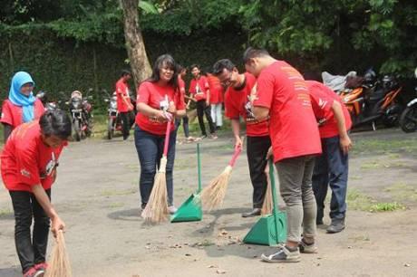 Kobarkan Semangat Pemuda Astra Motor Yogyakarta Gelar Honda Fiesta 2014 8