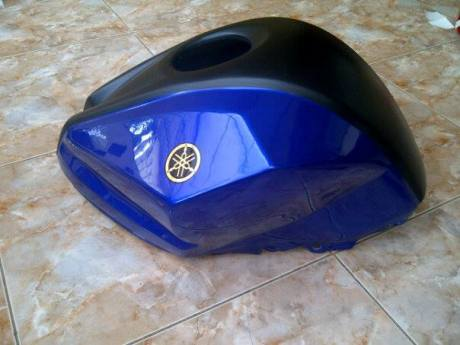Kondom tangki Yamaha R25 ala R125 buatan chips bikin gagah 2