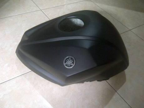 Kondom tangki Yamaha R25 ala R125 buatan chips bikin gagah 5