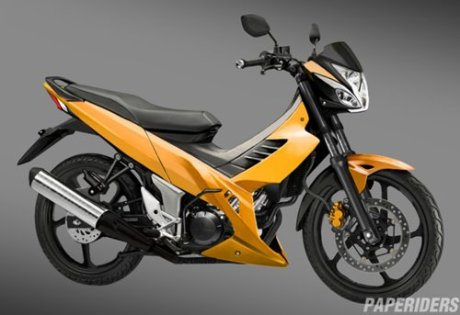 New Honda Sonic 150 K56 reborn 0