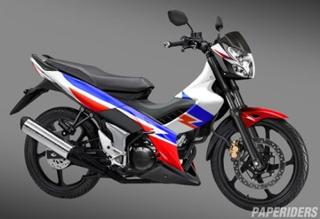 New Honda Sonic 150 K56 reborn 1