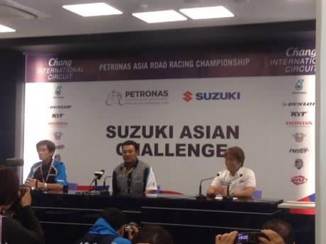 Suzuki Aktif Kembali di Dunia Balap