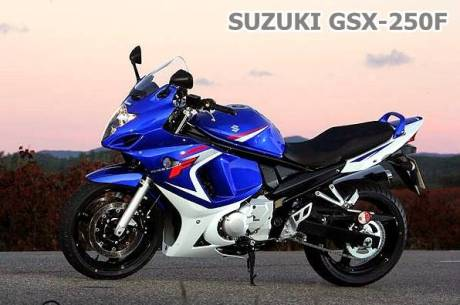 Suzuki GSX-650F 2015 5
