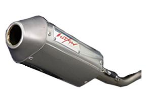 Hitman Yamaha r25 titanium-Detail