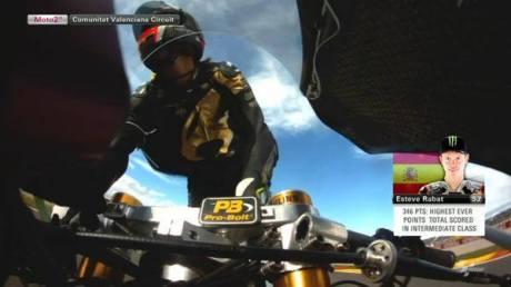 tito rabat record on moto2 valencia