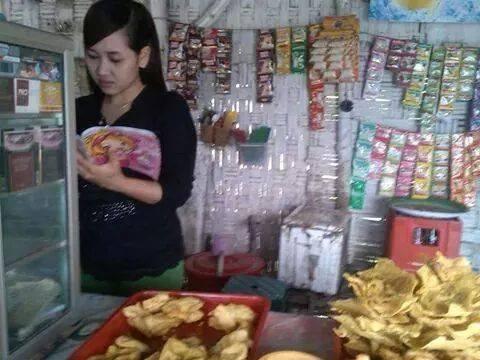 Mbak Caijie Tukang Daging Cantik Pic 18 of 35