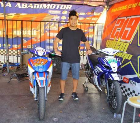 Wildan Goma wakil Sulawesi di final Yamaha Cup Race 2014