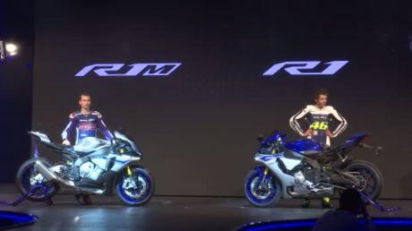Yamaha R1 M limited edition