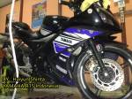 Yamaha R15 pakai striping ala yamaha R25 concept 1