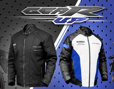 yamaha R25 R25 gear Up pertamax7 jaket