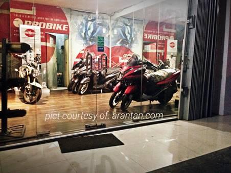Yamaha Tricity Probike Indonesia 0