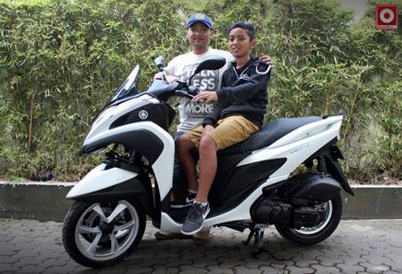 Yamaha Tricity Probike Indonesia 1