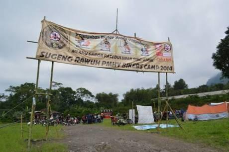 400 Bikers Ramaikan PMHY Bikers Camp di Kaliurang Mlaku Sanga Paseduluran Sing Utama Foto 1 A