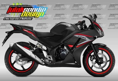 All New Honda CBR150R indonesia Livery CBR1500R Thailand 6