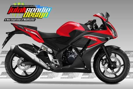 All New Honda CBR150R indonesia Livery CBR1500R Thailand 7