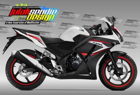 All New Honda CBR150R indonesia Livery CBR1500R Thailand 8