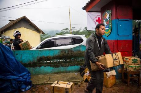 Baksos Blogger Koboys Peduli bencana tanah longsor Banjarnegara 2014 pertamax7.com25
