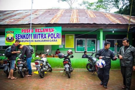 Baksos Blogger Koboys Peduli bencana tanah longsor Banjarnegara 2014 pertamax7.com6