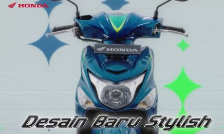 headlamp  HONDA BEAT POP ESP  with JKT48